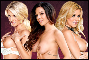 Twistys Live 16 with Nicole Graves, Kirsten Price, Alicia Secrets